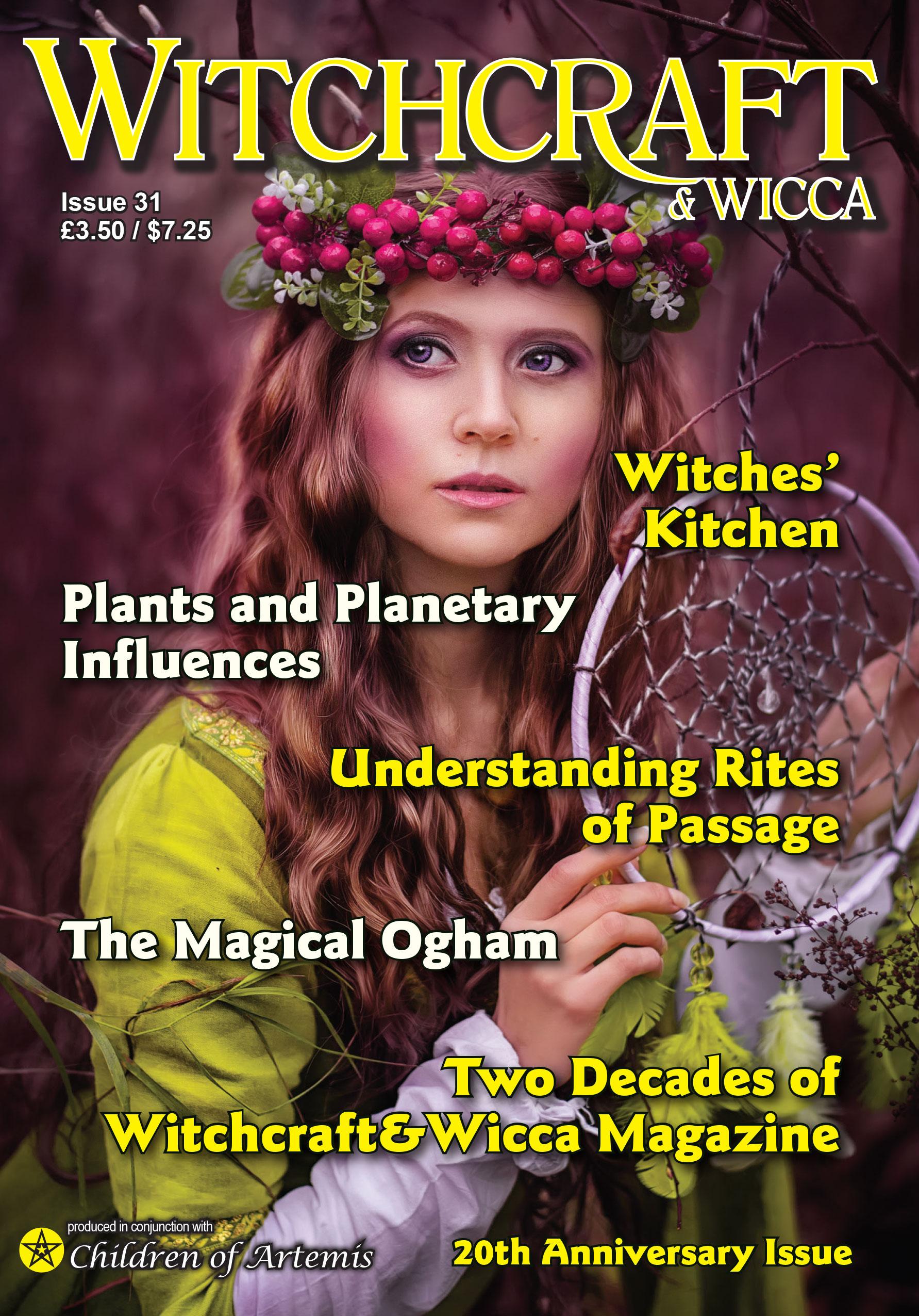 Witchcraft & Wicca - The Children of Artemis - Witchcraft